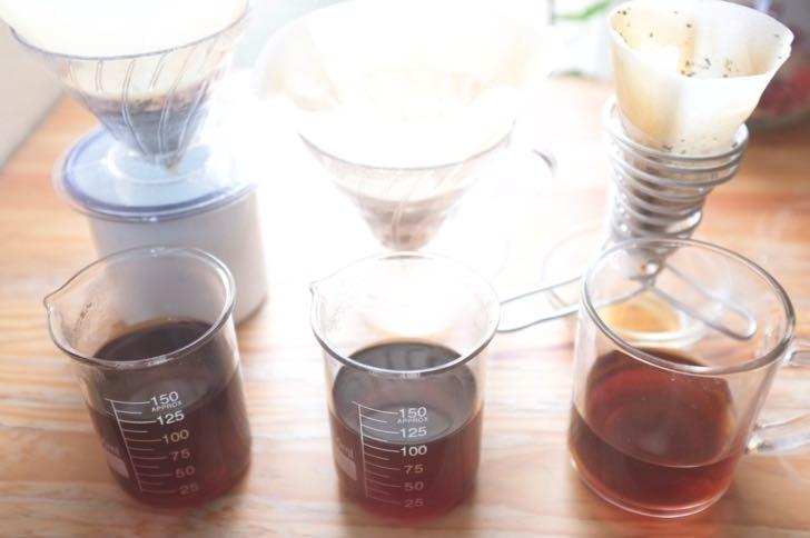 ドリップ コーヒー 入れ 方