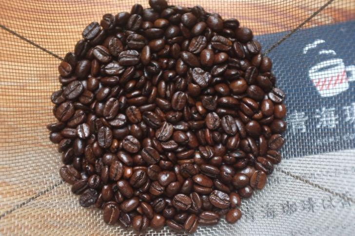 青海珈琲お試しセットのコーヒー豆