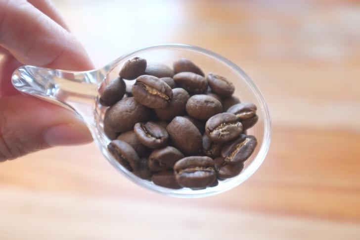 コーヒー 豆 ひとり ぶん