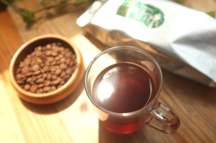 コーヒー通販のカフェーパウリスタ森のコーヒー